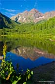 Click to see What's New : Maroon Bells